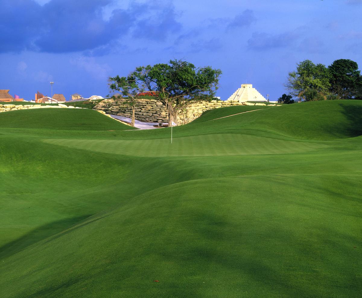 Iberostar Playa Paraiso Golf Course Riviera Maya