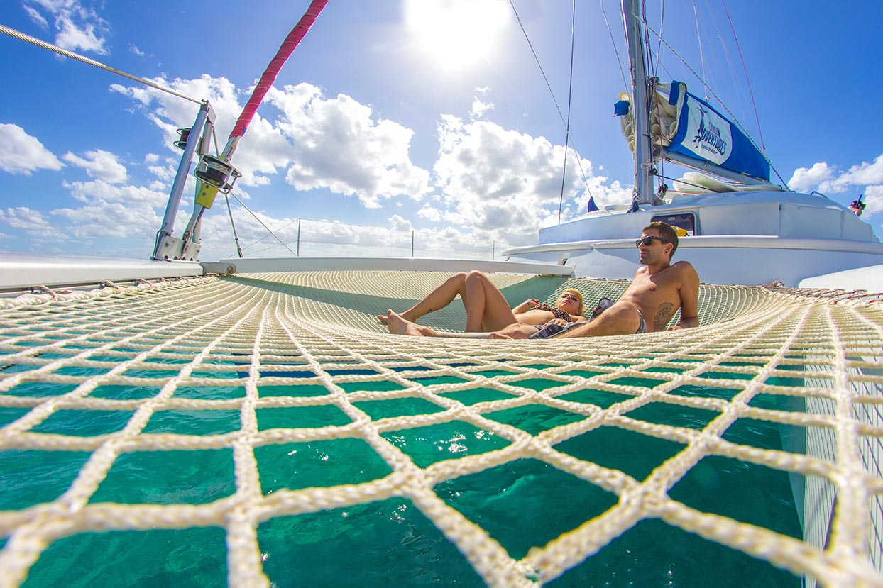 Catamaran Riviera Maya snorkel tour