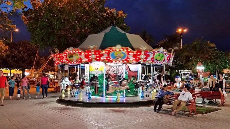 Parque Las Palapas