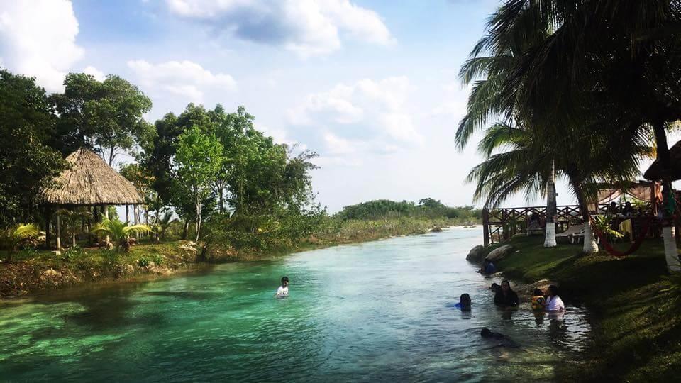 Bacalar Rapids