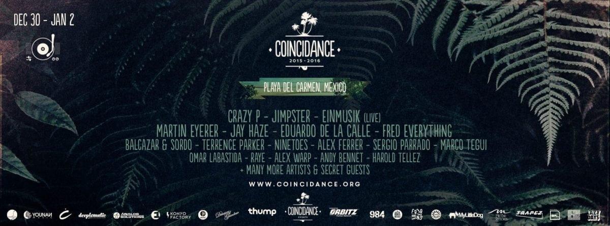 Coincidance Music Festival - 2016