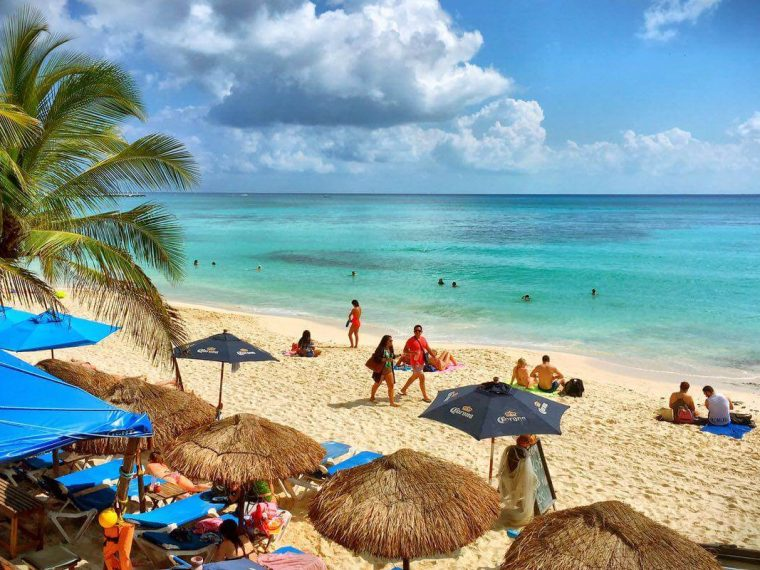 pictures of playa del carmen
