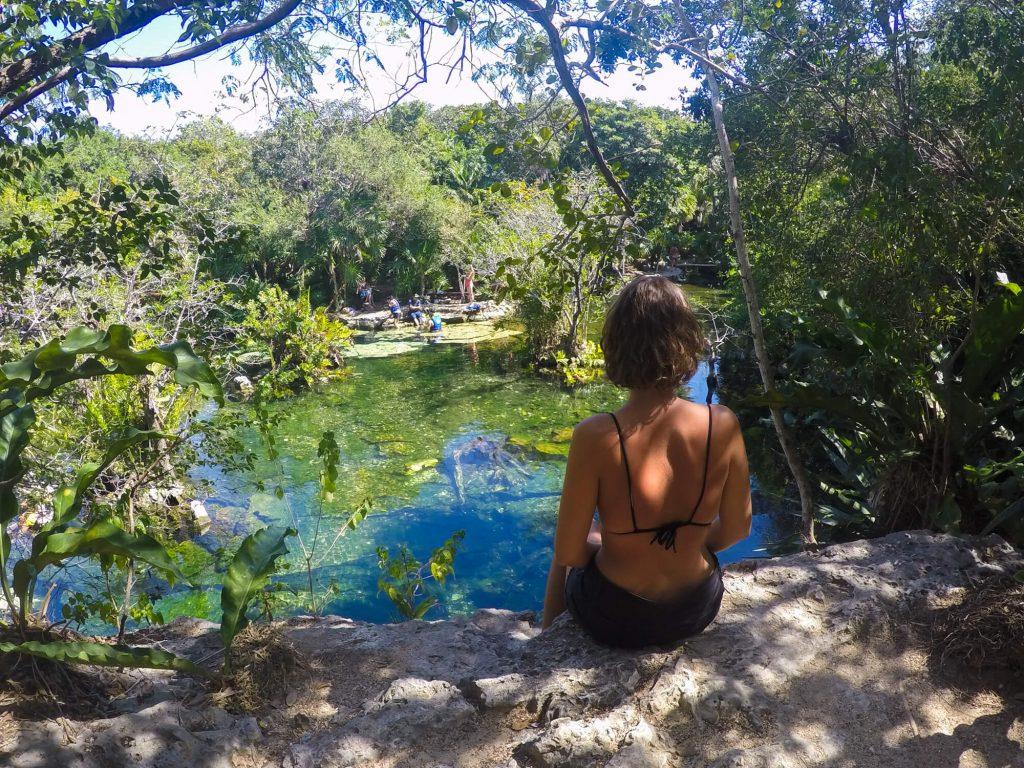 Azul cenote tulum
