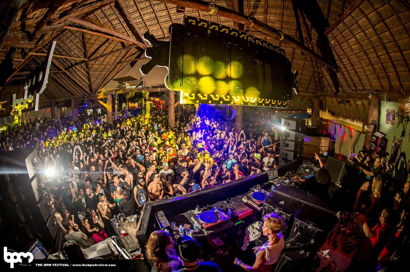 BPM Festival 2017 to Celebrate 10th Anniversary in Playa del Carmen