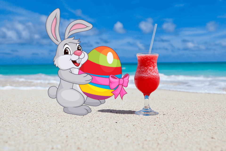 Easter in Playa del Carmen