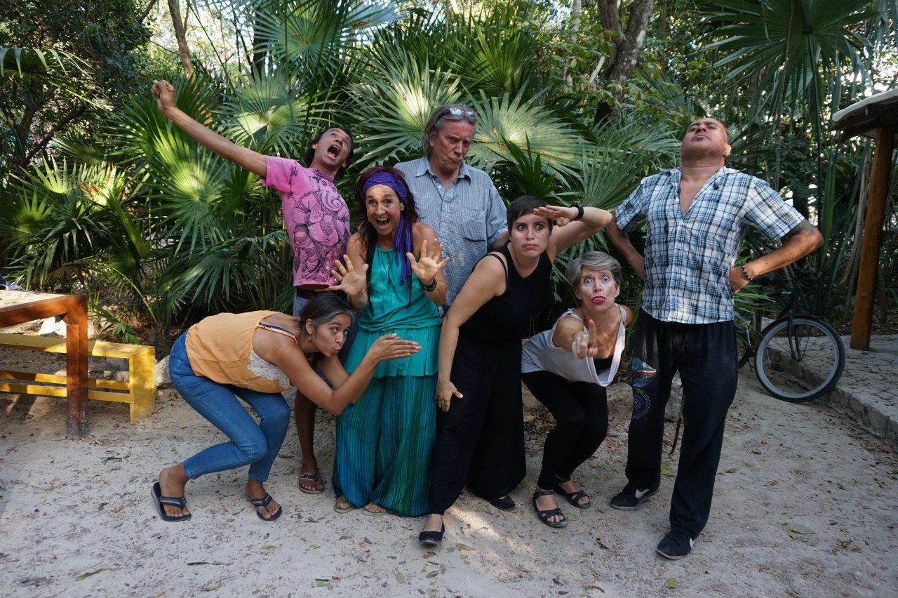 Sharing Humanity Through Stories: DEmergencia Theater Group Playa del Carmen