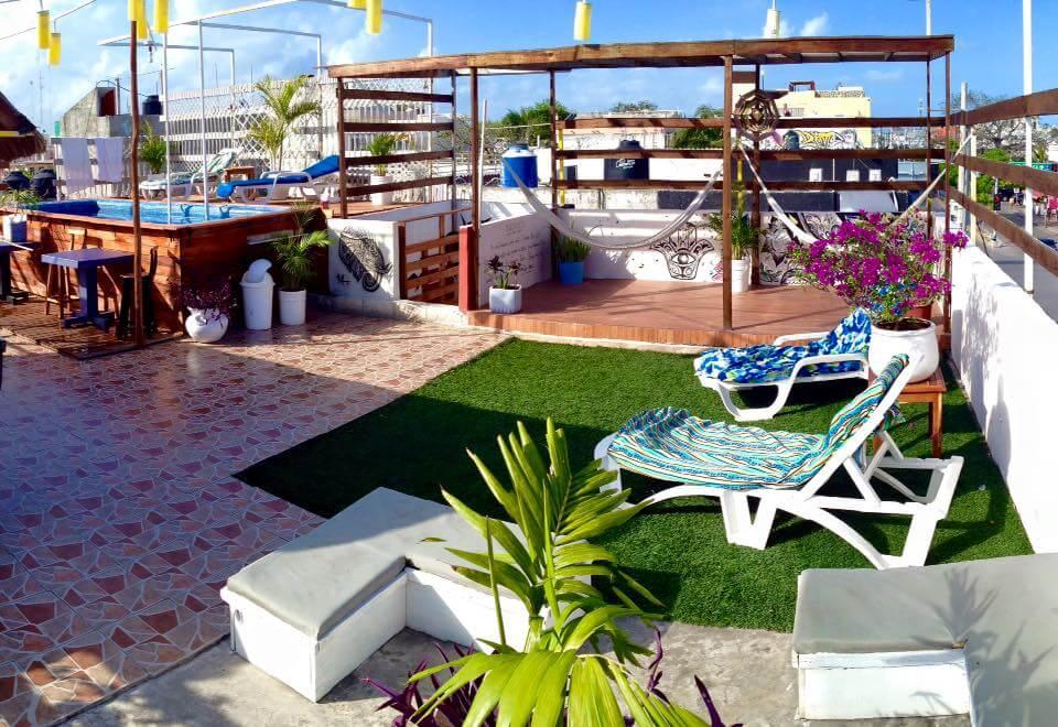 The Most Hip & Budget Friendly Hostels in Playa del Carmen