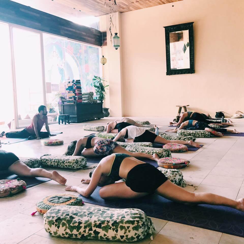Inti yoga studio