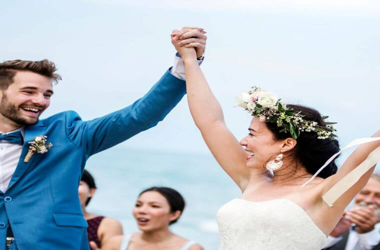 weddings at magaritaville island reserve review