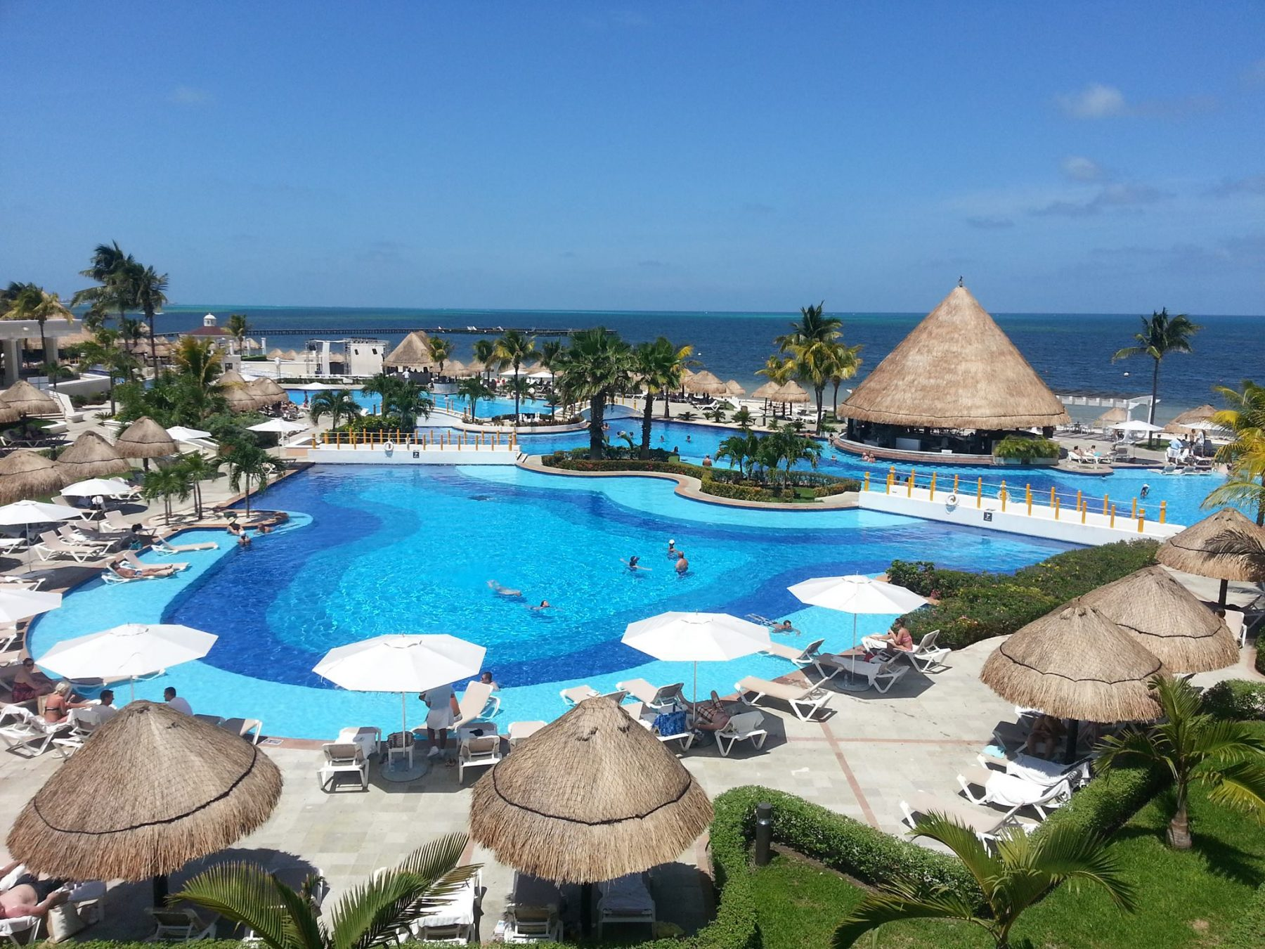 Best All Inclusive Els In Mexico Business Insider