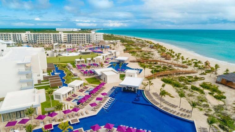 Planet Hollywood weddings in cancun