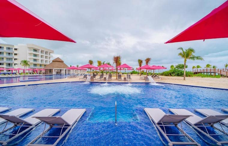 planet hollywood cancun beach resort review