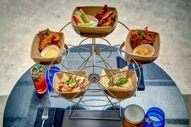 planet hollywood cancun beach resort review food