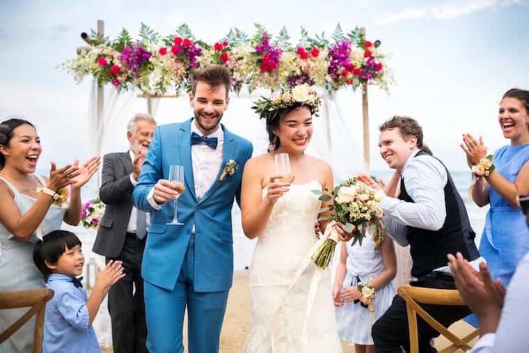 Wedding in Puerto Aventuras