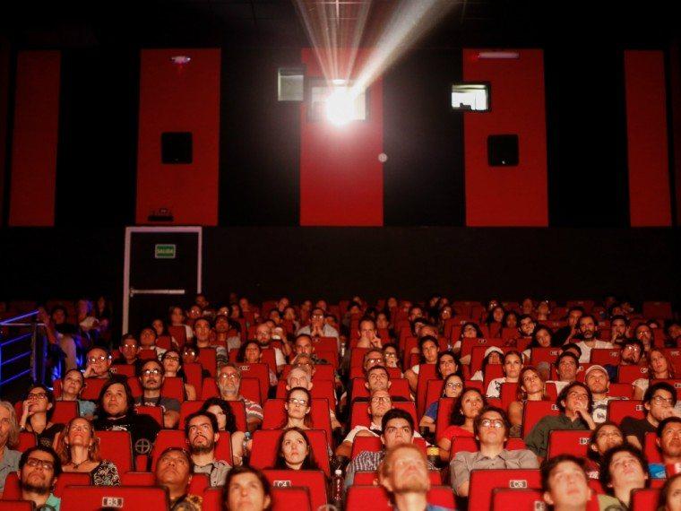 A Riviera Maya Film Festival showing in Playa del Carmen