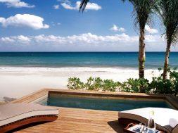 Rosewood hotel beach