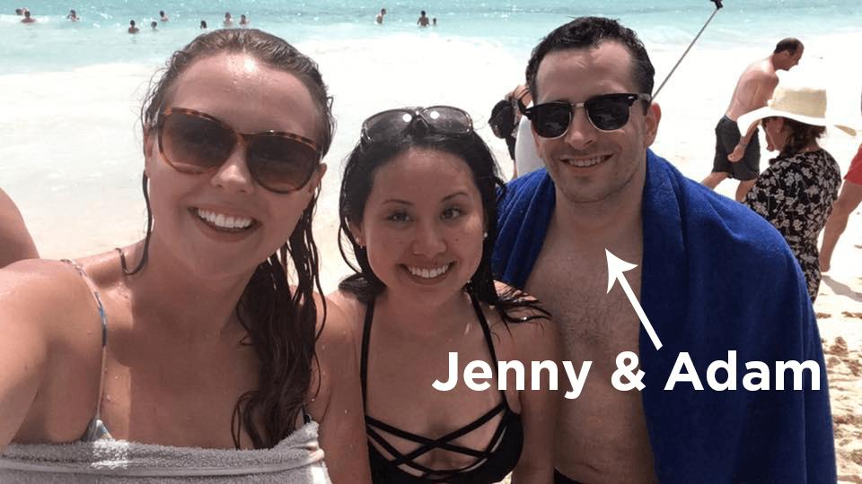 Friends in Playa