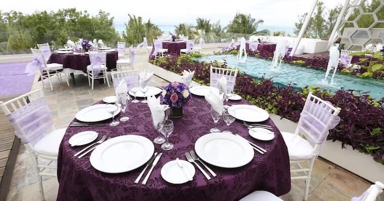 private wedding venue sandos caracol
