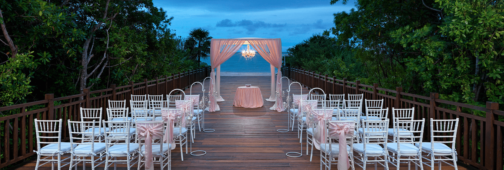 Paradisus Playa del Carmen Wedding