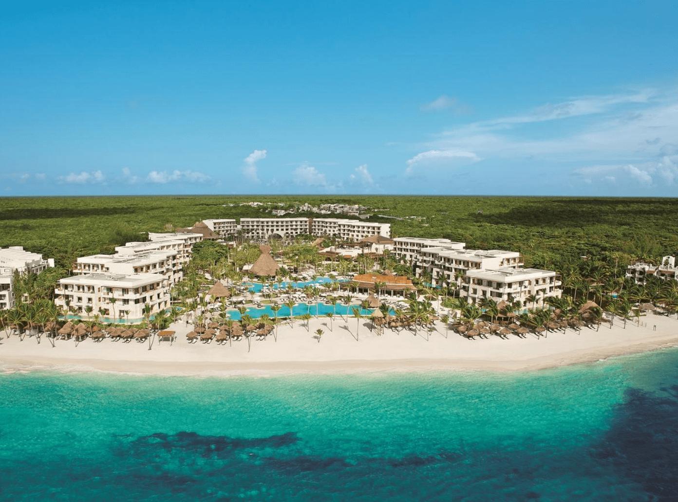 Secrets Akumal Wedding Hotels in the Riviera Maya