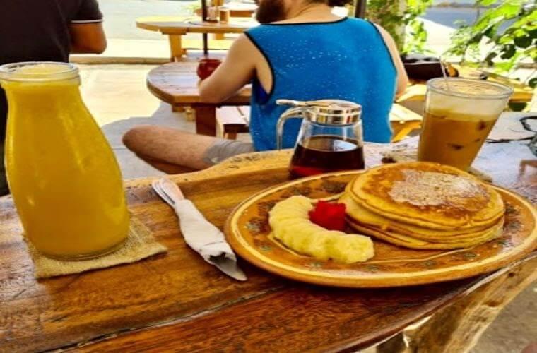cafe in tulum