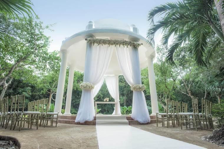 Weddings at Iberostar Paraiso