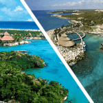 Xel-Ha VS Xcaret: What's the Difference? Our Honest Review (2021)