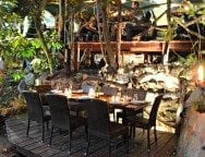 aldea corazon restaurant