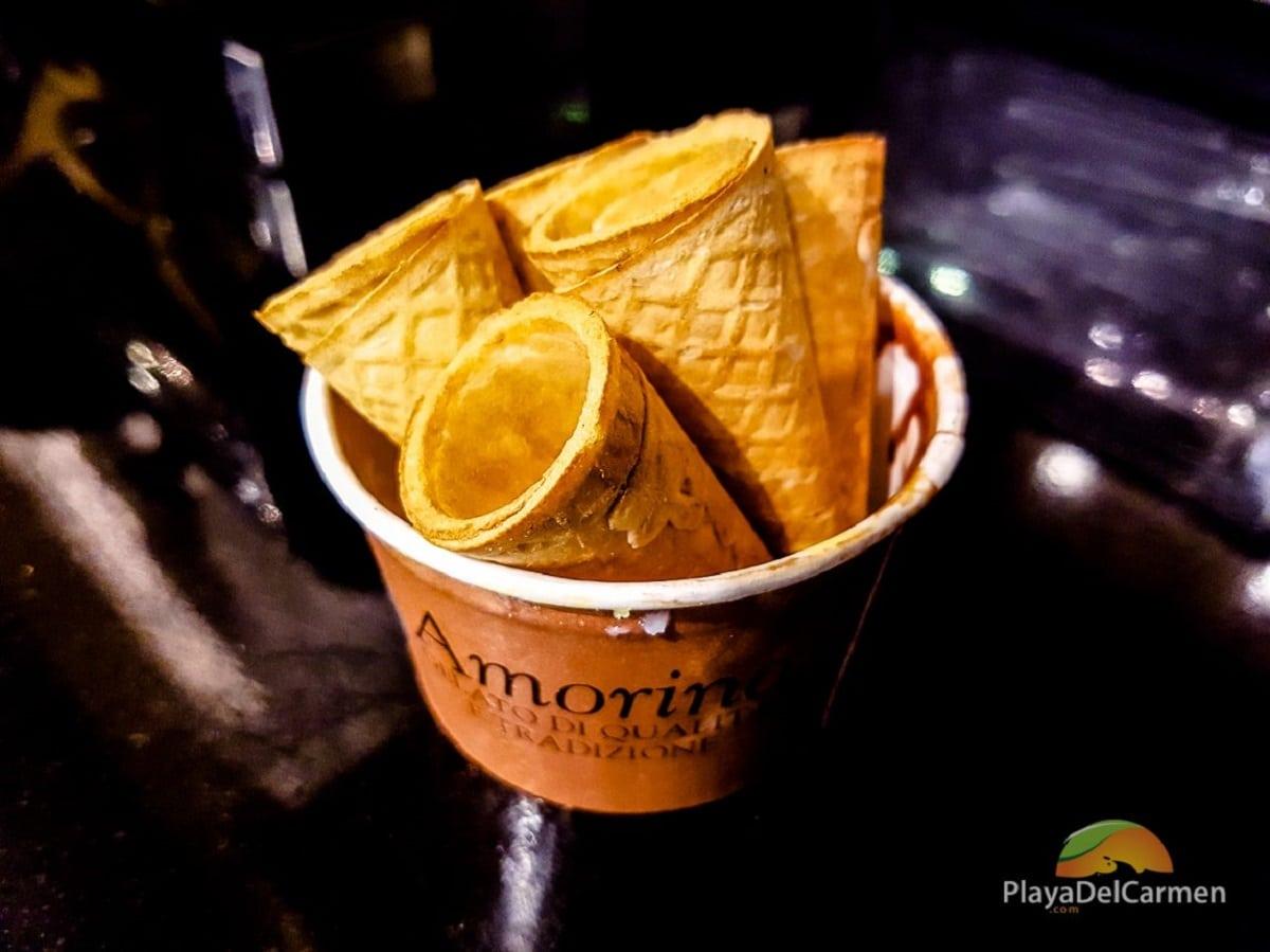 Amorino Mexico Brings Authentic Gelato to Playa del Carmen