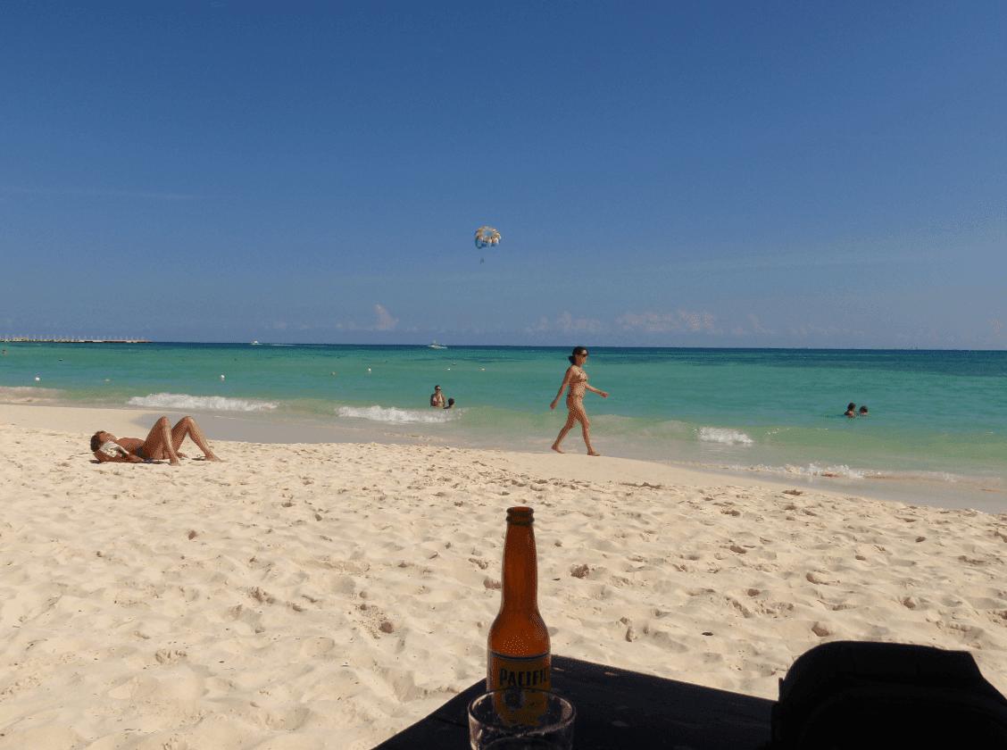 beacha t the paradisus