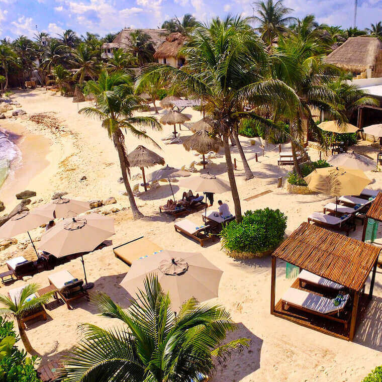 Mina Beach Club