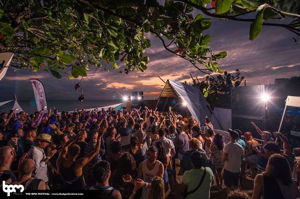Playa del Carmen events BPM Festival