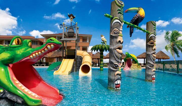 The 6 Best Hotels With Waterslides In Playa Del Carmen