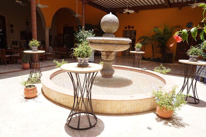 Casa de los Venados in Valladolid, Yucatan