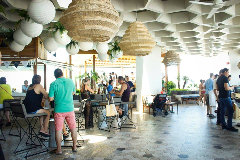 Cinco Restaurant at Thompson Hotel Playa del Carmen