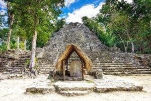 The Ancient Mayan Ruins Of Coba