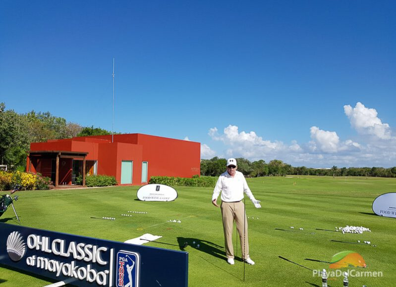 Jim McLean Golf Academy at El Camaleon Mayakoba