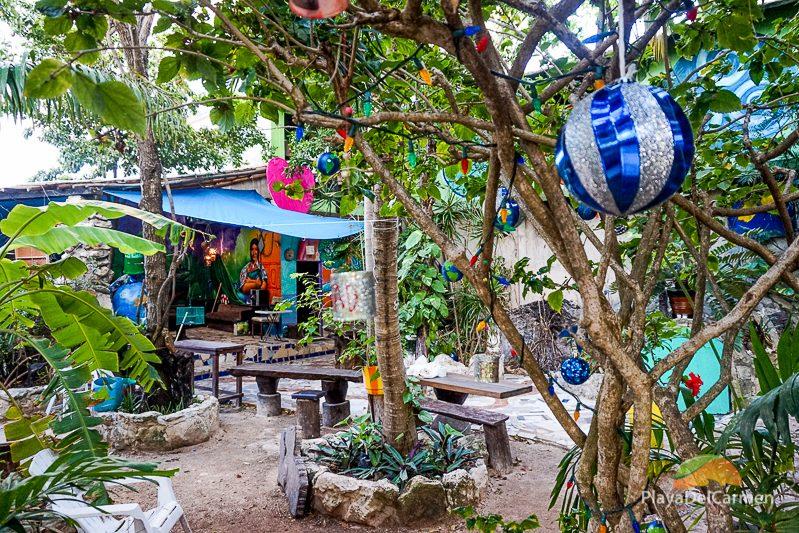 El Jardin de Todas eco-market Playa del Carmen