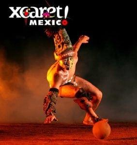 Xcaret at Night Mexico Espectacular at xcaret