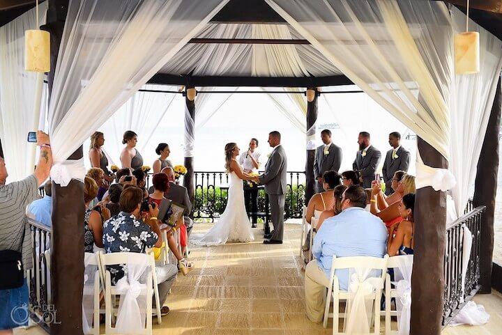 Gran Porto Playa del Carmen Wedding