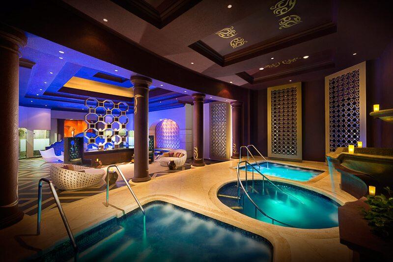 Hydro Spa at Hard Rock Riviera Maya