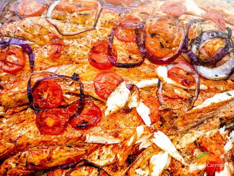 Traditional Mayan fish Tikin Xic