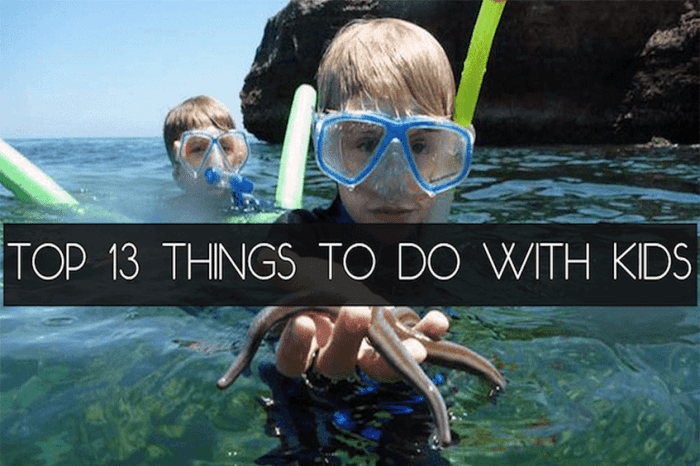 Top 13 Things to do with Kids in Playa del Carmen