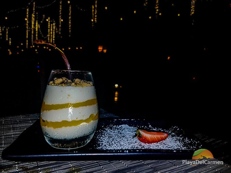 The Crème de la Crème dessert at koh thai