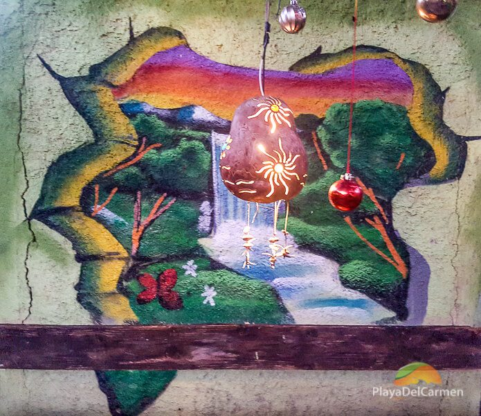 Manne's Biergarten wall art