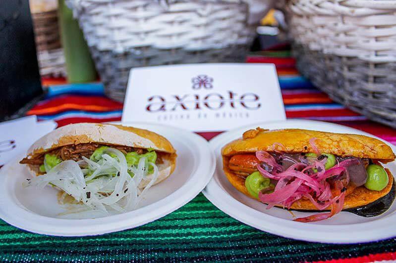 Restaurante Axiote present at Mayakoba Beer & Street Food Fest