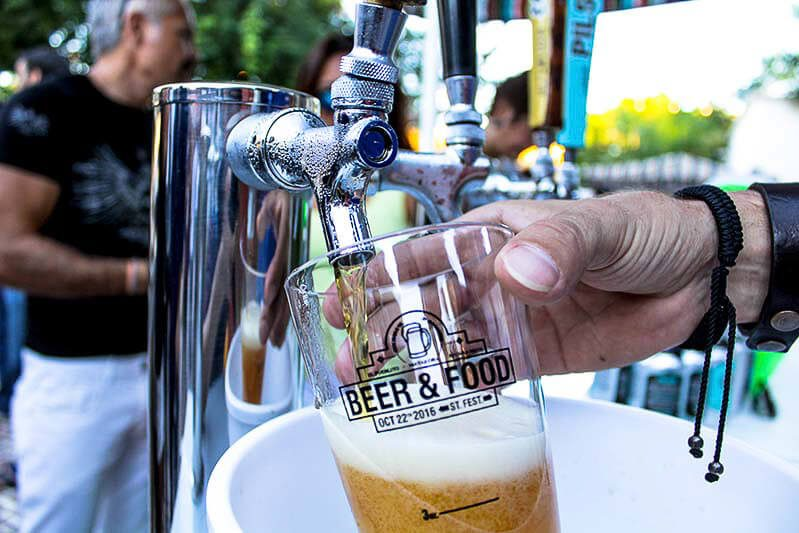 Mayakoba Beer Fest in Playa del Carmen