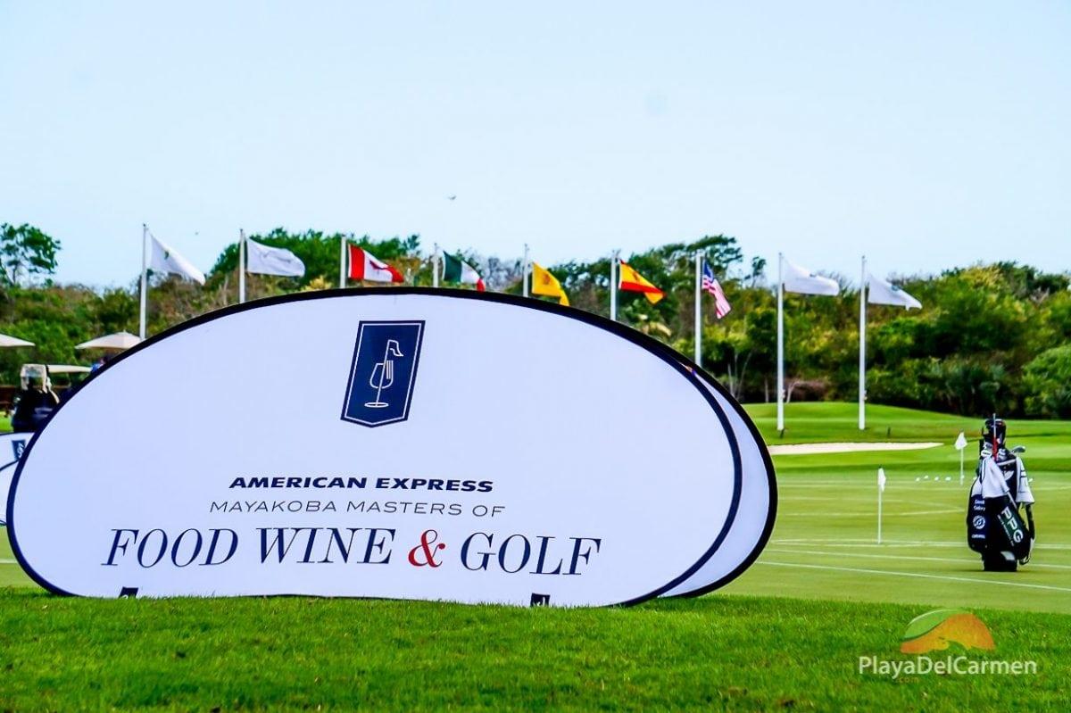 Mayakoba Masters of Food, Wine & Golf Kicks Off in the Riviera Maya