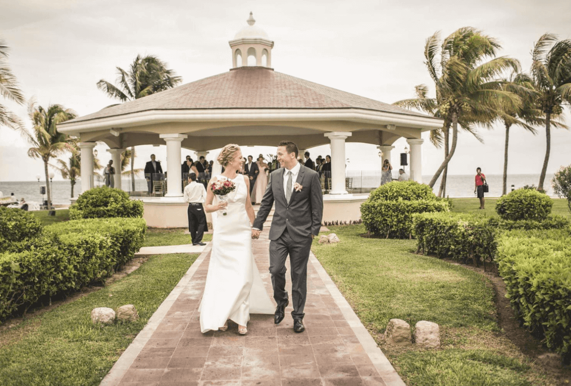 moon palace hotel cancun wedding packages
