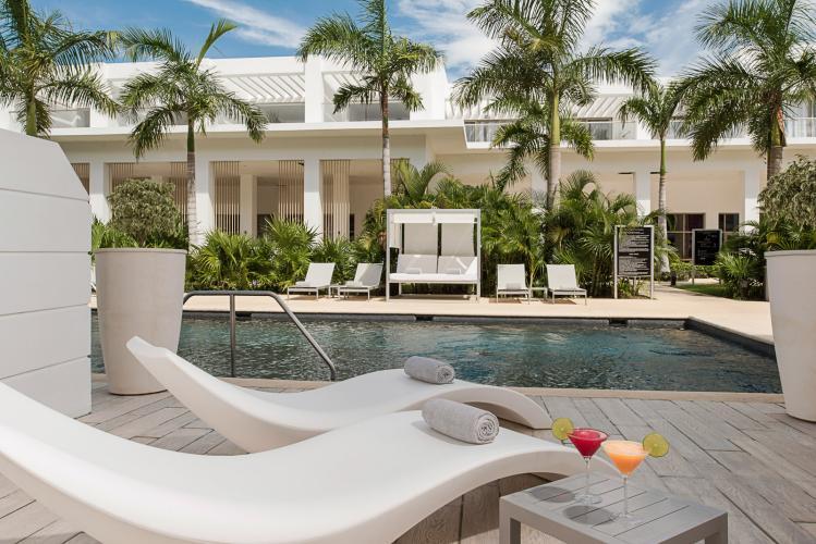 Pool at Platinum Yucatan Princess